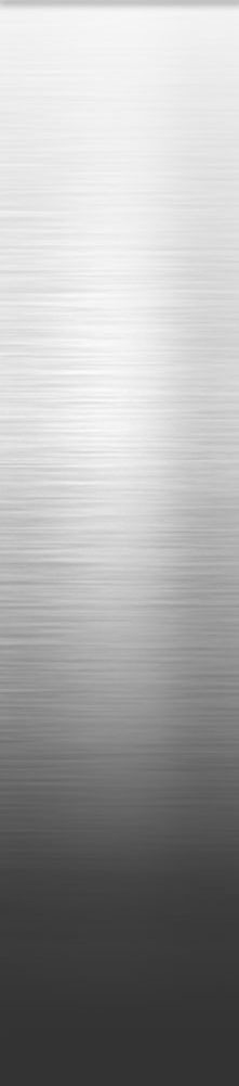 steel silver vertical graphic